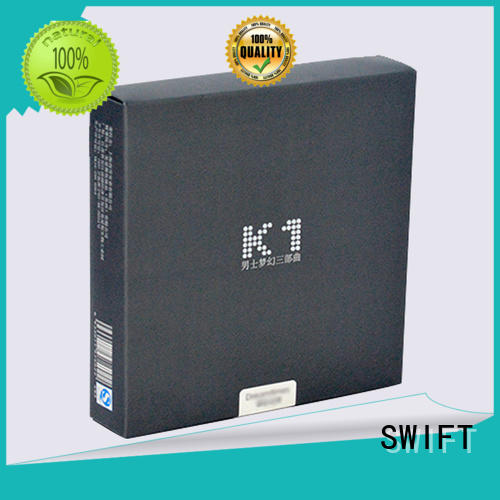SWIFT cosmetic boxes wholesale with good price for mask