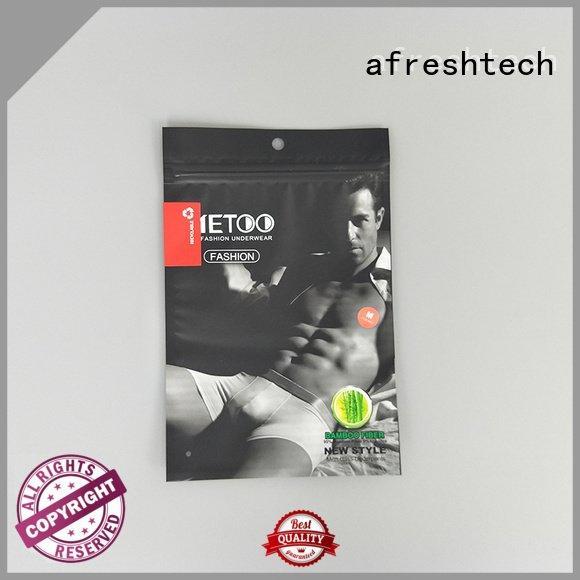 underwear printed clear plastic garment bags wholesale SWIFT Brand