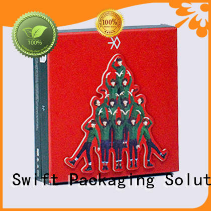 SWIFT cardboard gift boxes wholesale with good price for Christmas