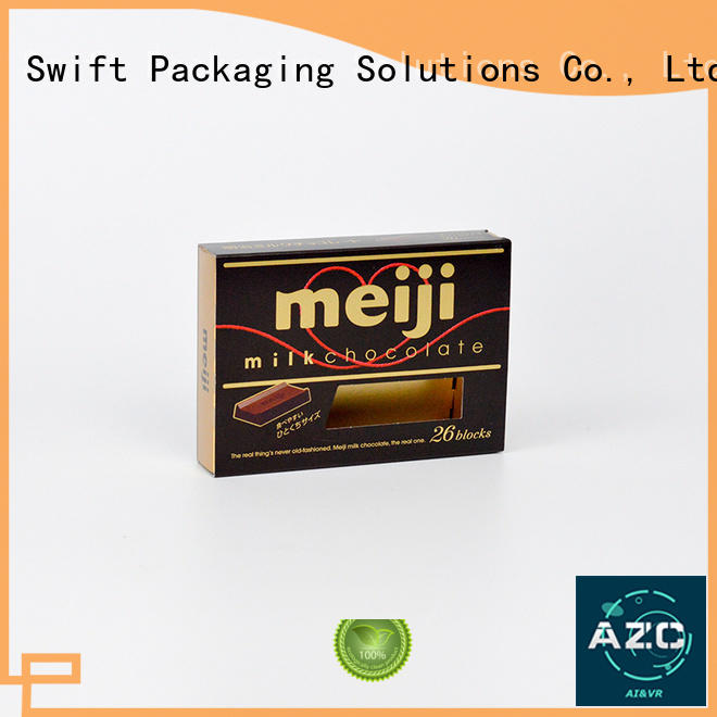 food safe cardboard boxes handle cardboard food boxes disposable SWIFT