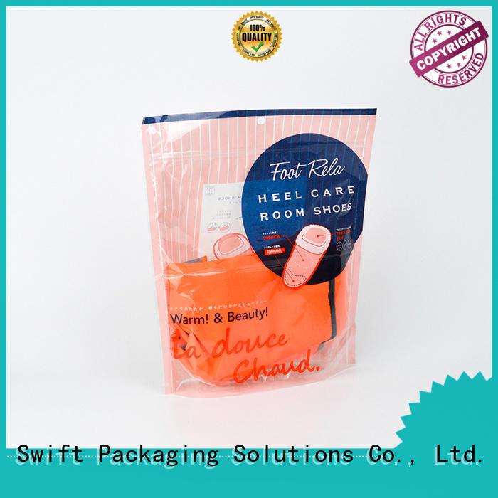 PVC cloth packaging bagsmanufacturer for jacket