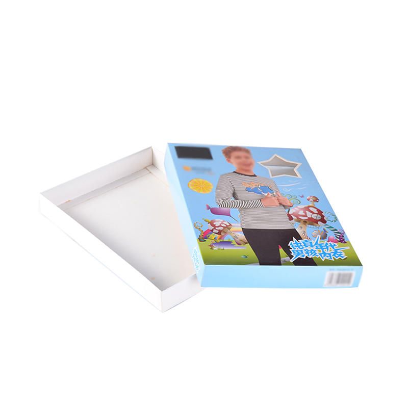 fashion shirt packaging box with good price for jacket-3