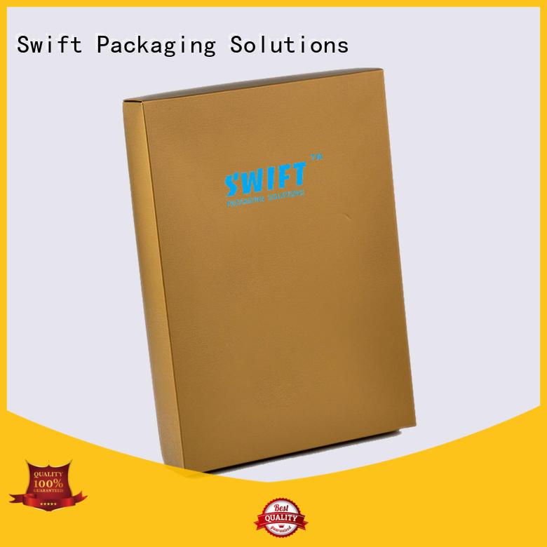SWIFT shirt packaging box series for garment