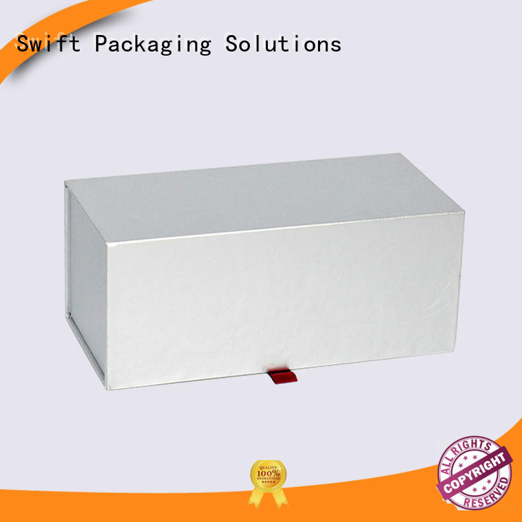 SWIFT cosmetic gift boxes series for skin care products