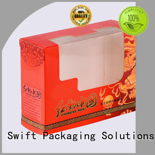 recycled paper packaging boxes wholesale supplier for men