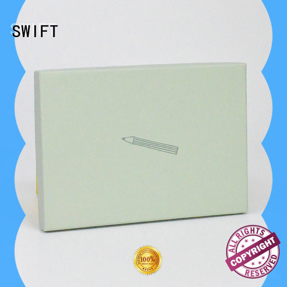 SWIFT cartoon cardboard gift boxes factory for holiday